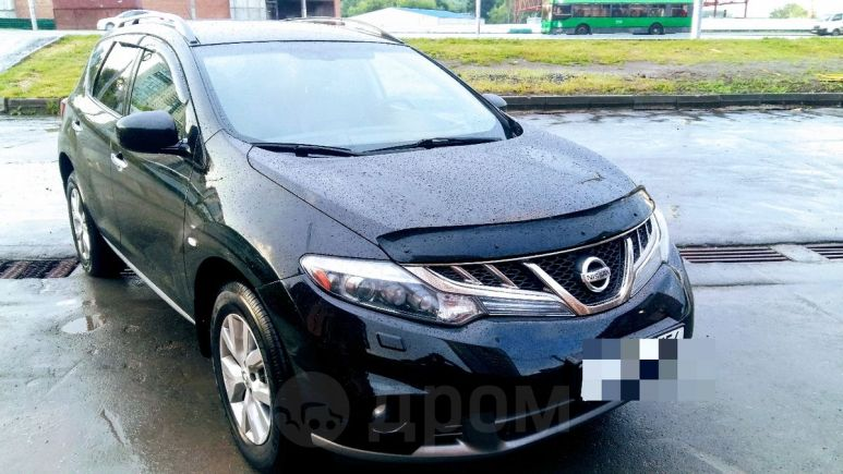 Nissan Murano, 2012 год, 1 090 000 руб.