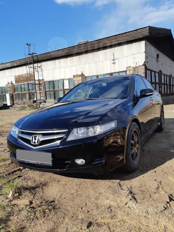 Honda Accord, 2007 год, 695 000 руб.