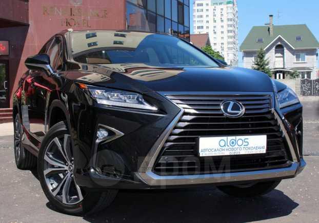 Lexus RX300, 2018 год, 3 388 000 руб.