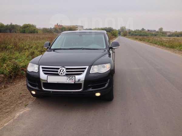 Volkswagen Touareg, 2007 год, 840 000 руб.