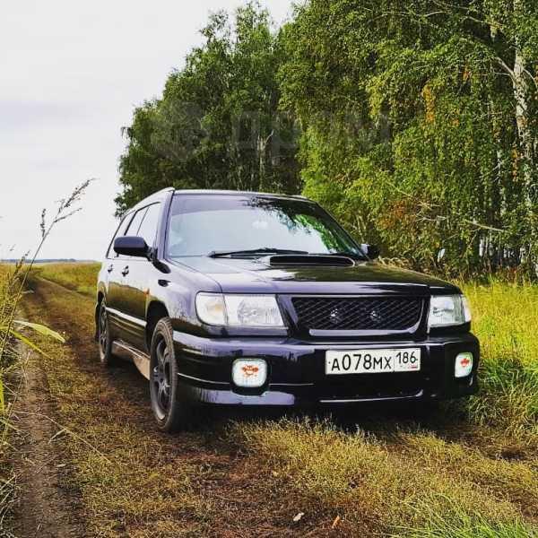 Subaru Forester, 2001 год, 430 000 руб.