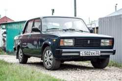 Барнаул 2105 1999