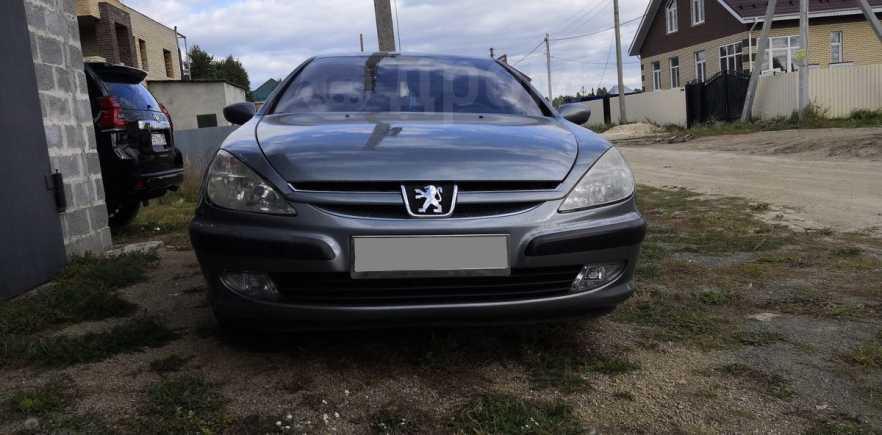Peugeot 607, 2004 год, 330 000 руб.