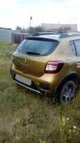 Renault Sandero Stepway, 2016 год, 550 000 руб.
