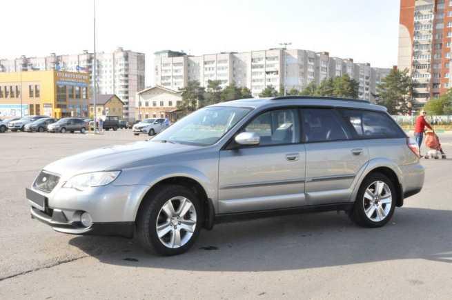 Subaru Outback, 2007 год, 597 000 руб.