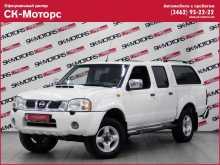 Сургут Nissan NP300 2012
