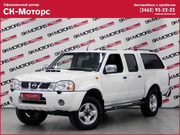 Nissan NP300, 2012 год, 585 000 руб.