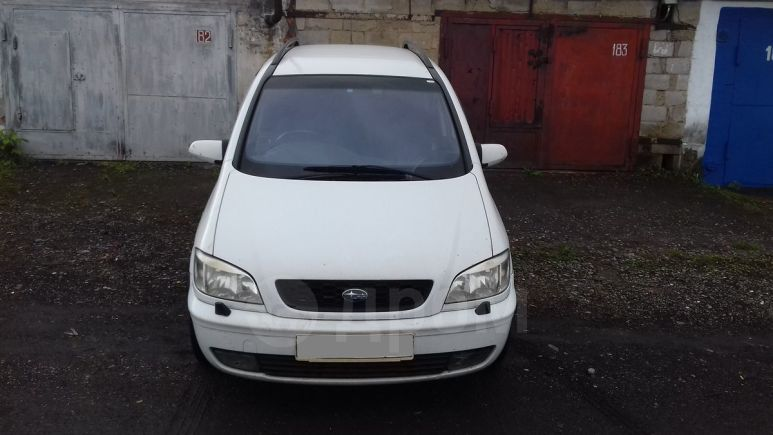 Subaru Traviq, 2002 год, 260 000 руб.