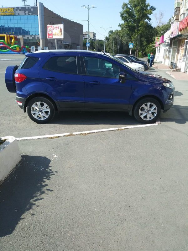 Ford EcoSport, 2014 год, 830 000 руб.