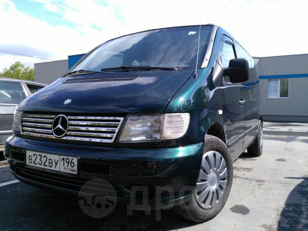 Mercedes-Benz Vito, 2001 год, 475 000 руб.
