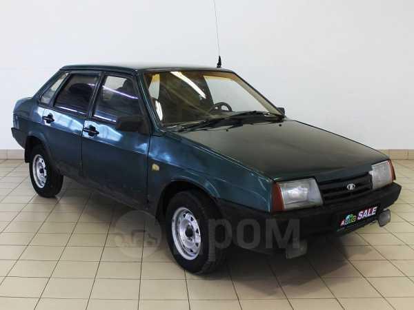 Лада 21099, 1995 год, 22 900 руб.