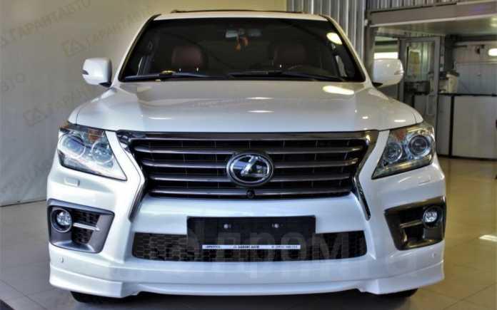 Lexus LX570, 2013 год, 3 650 000 руб.