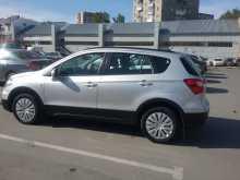 Новосибирск Suzuki SX4 2014