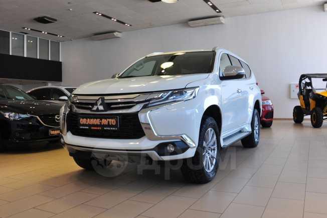 Mitsubishi Pajero Sport, 2017 год, 2 190 000 руб.