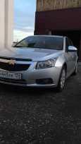 Chevrolet Cruze, 2009 год, 420 000 руб.