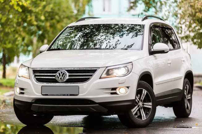 Volkswagen Tiguan, 2008 год, 750 000 руб.