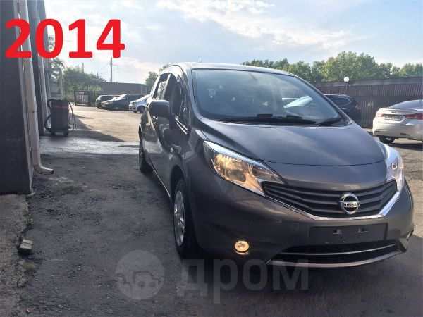 Nissan Note, 2014 год, 495 000 руб.