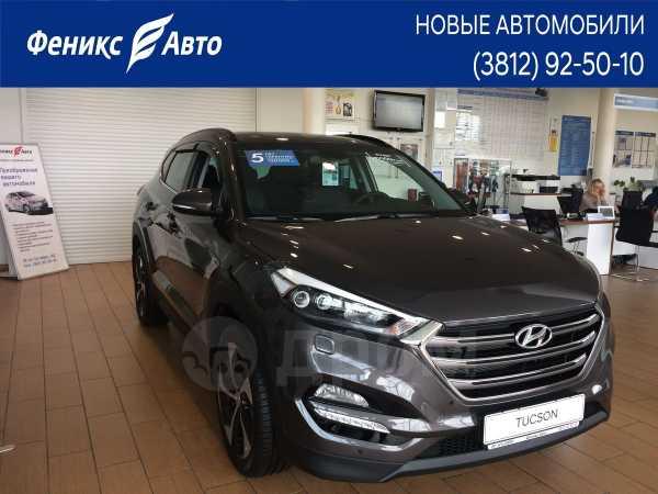 Hyundai Tucson, 2018 год, 1 976 000 руб.