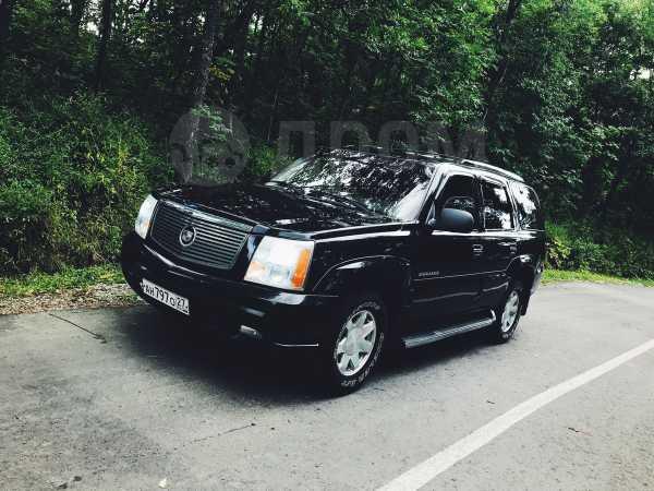 Cadillac Escalade, 2001 год, 600 000 руб.