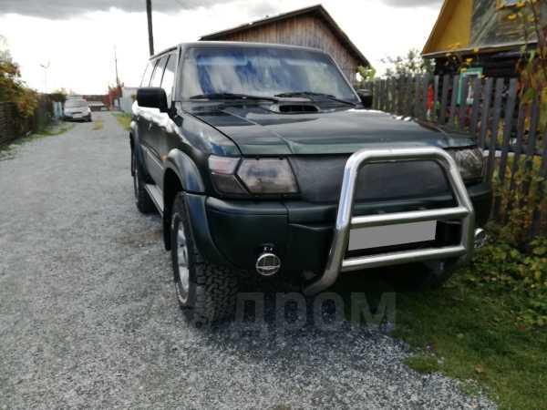 Nissan Patrol, 1999 год, 620 000 руб.