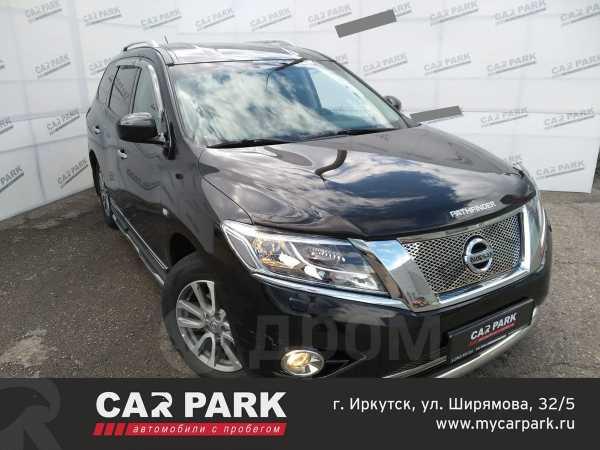Nissan Pathfinder, 2015 год, 1 650 000 руб.