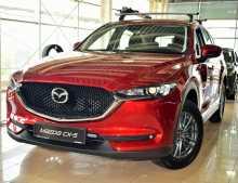 Кемерово Mazda CX-5 2018