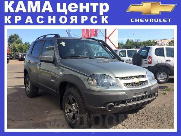 Chevrolet Niva, 2018 год, 775 500 руб.