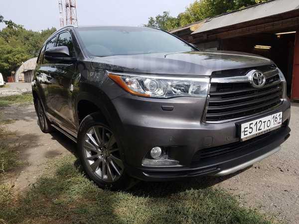 Toyota Highlander, 2014 год, 1 849 898 руб.