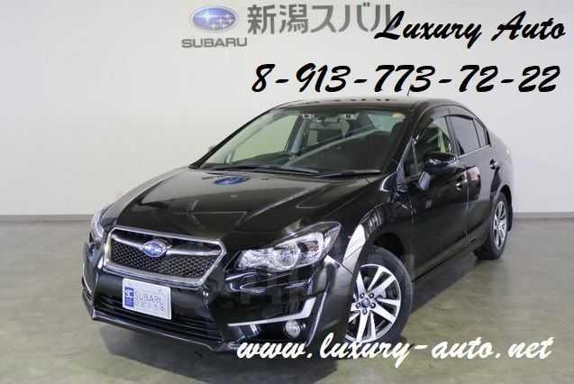 Subaru Impreza, 2016 год, 795 000 руб.