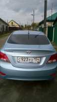 Hyundai Solaris, 2014 год, 549 000 руб.
