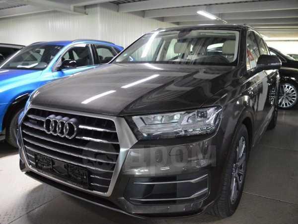 Audi Q7, 2018 год, 4 459 547 руб.