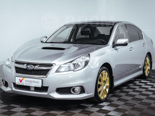 Subaru Legacy, 2014 год, 935 000 руб.
