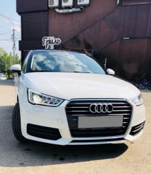 Томск Audi A1 2015
