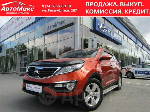 Kia Sportage, 2013 год, 890 000 руб.