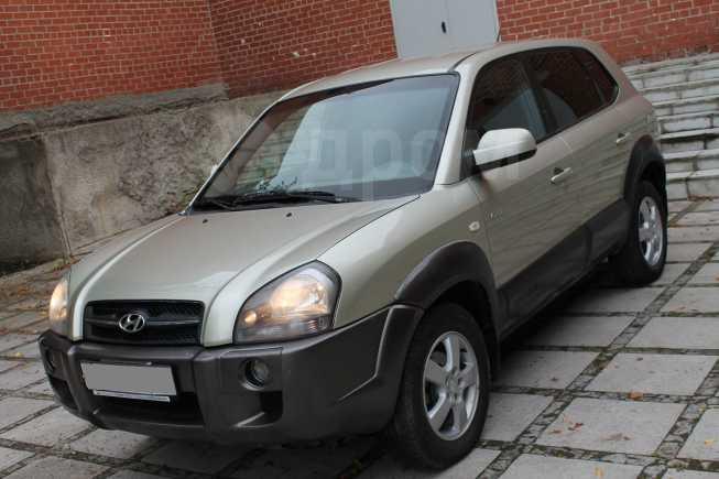 Hyundai Tucson, 2004 год, 350 000 руб.