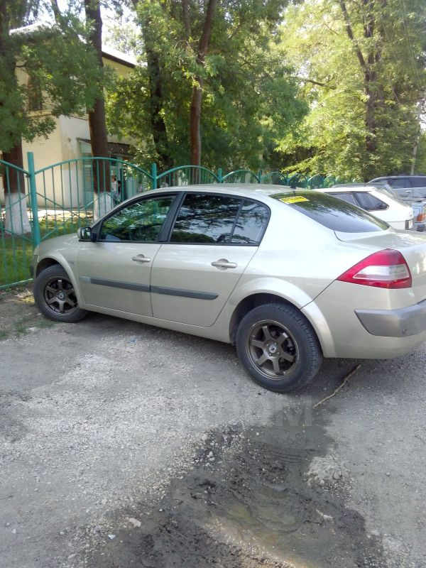 Renault Megane, 2006 год, 270 000 руб.