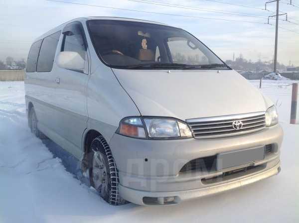Toyota Granvia, 1999 год, 527 500 руб.