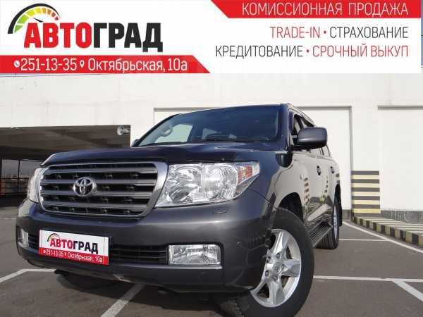 Toyota Land Cruiser, 2010 год, 1 944 000 руб.