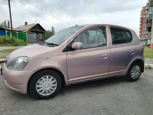 Toyota Vitz, 2001 год, 227 000 руб.