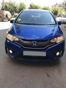 Кызыл Honda Fit 2014