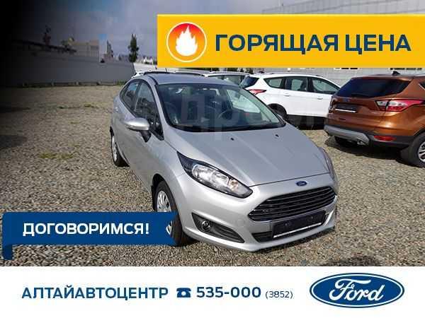 Ford Fiesta, 2018 год, 789 000 руб.