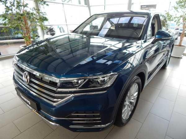 Volkswagen Touareg, 2018 год, 3 750 000 руб.