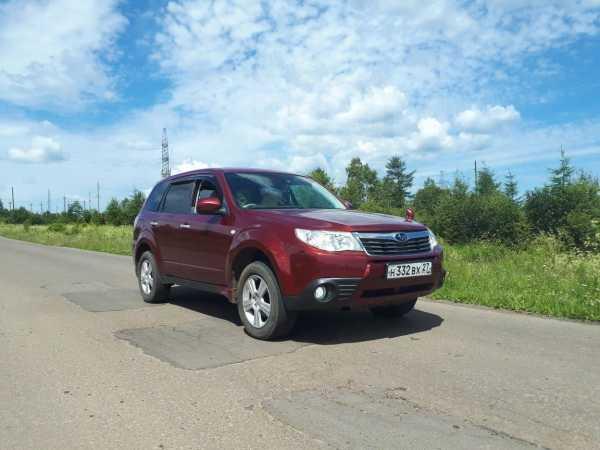 Subaru Forester, 2009 год, 790 000 руб.