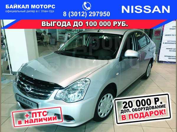 Nissan Almera, 2018 год, 799 000 руб.