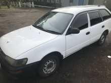 Качуг Corolla 2000