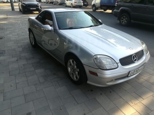 Mercedes-Benz SLK-Class, 2003 год, 575 000 руб.