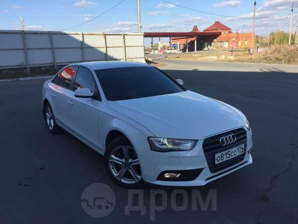 Audi A4, 2014 год, 930 000 руб.