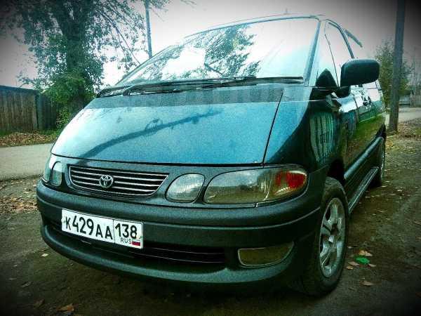 Toyota Estima, 1996 год, 305 000 руб.