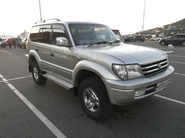 Toyota Land Cruiser Prado, 2001 год, 980 000 руб.