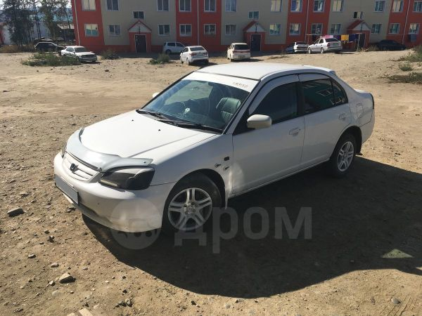Honda Civic Ferio, 2002 год, 260 000 руб.